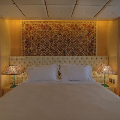CD Two Yacht Master Stateroom