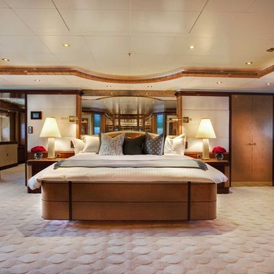 Jaguar Yacht Master Stateroom