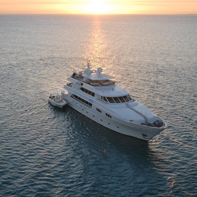 TCB Yacht Aerial View