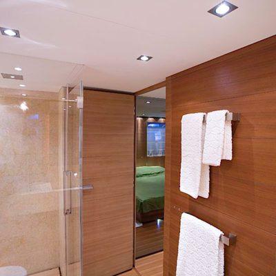 Seakid Yacht Bathroom