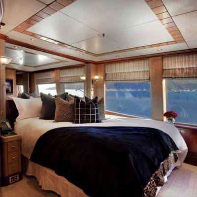 Jaguar Yacht VIP Stateroom
