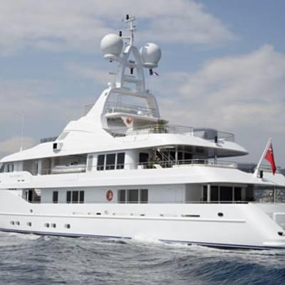 Talisman Maiton Yacht Rear View