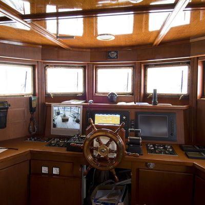 Seagull II Yacht Helm