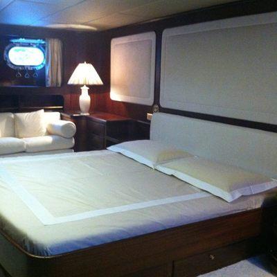 India Yacht Master Stateroom