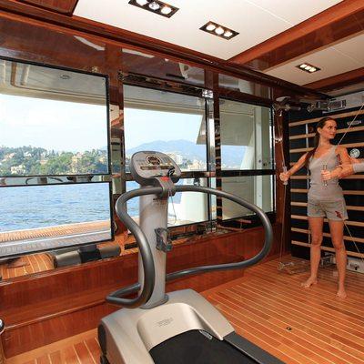 Hana Yacht Gym