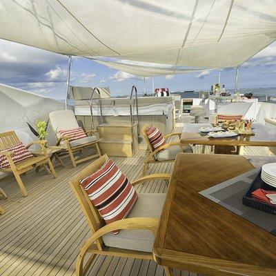 Gladius Yacht
