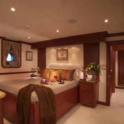 Stargazer Yacht VIP Stateroom