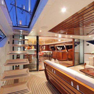 Prana Yacht Sundeck Access