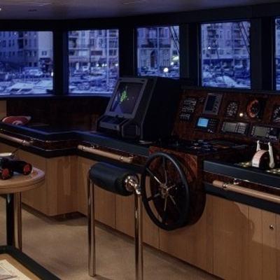 Mercury Yacht Bridge - Screens
