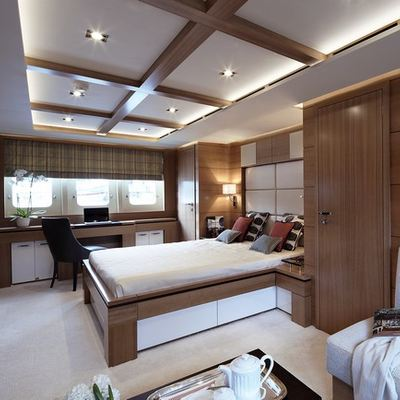 Arion Yacht Master Stateroom