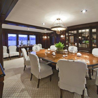 Virginian Yacht Dining Salon