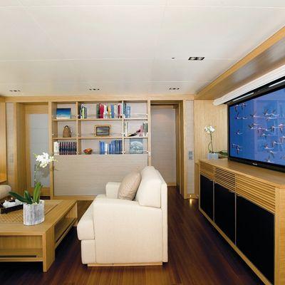 Exuma Yacht Upper Deck- Day