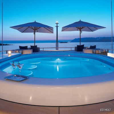 Andreas L Yacht Jacuzzi