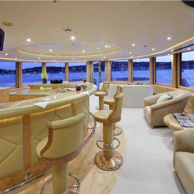 Capri I Yacht Observation Lounge