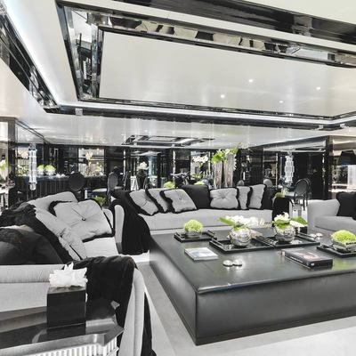 Silver Angel Yacht Lounge - Overview