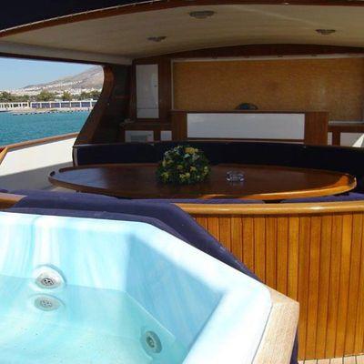 DESTINY 128 Yacht