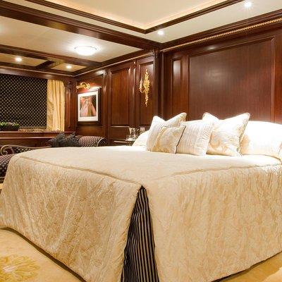 Teleost Yacht Master Stateroom
