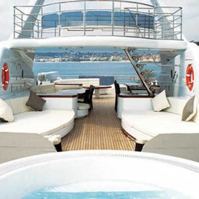Talisman Maiton Yacht Jacuzzi Seating