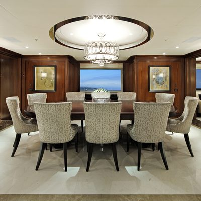 Seanna Yacht Dining - Overview