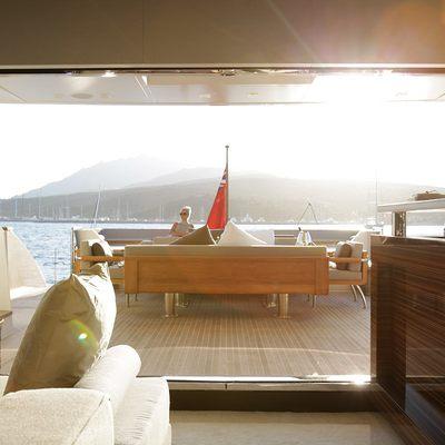 Gems II Yacht View Outside