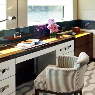 Aurelia Yacht Study