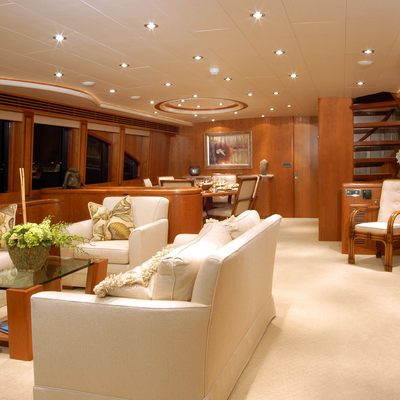 Lady Deanne V Yacht