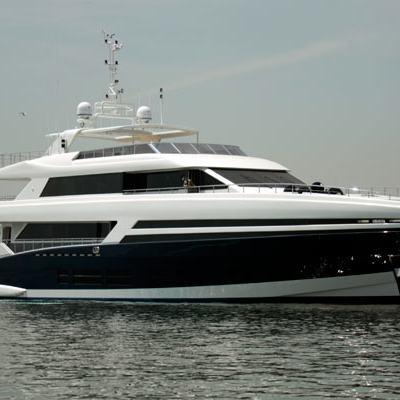 Tatiana I Yacht Profile