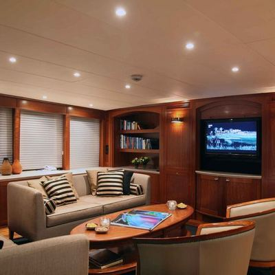 Asteria Yacht Skylounge
