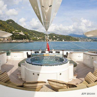 Hemisphere Yacht Jacuzzi