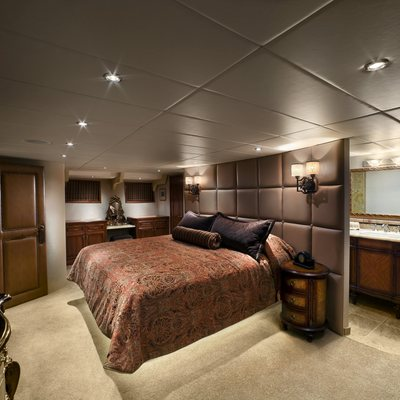 Empire Sea Yacht Master Stateroom