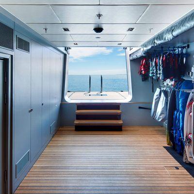 Vertigo Yacht Gym & Swimdeck