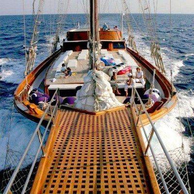 Matina Yacht Detail
