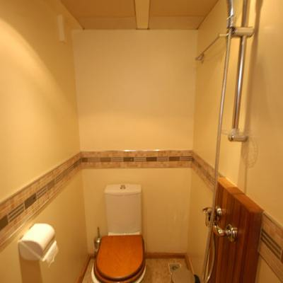 Gem Yacht Guest Shower Room