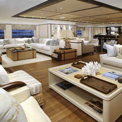 Baton Rouge Yacht Upper Salon