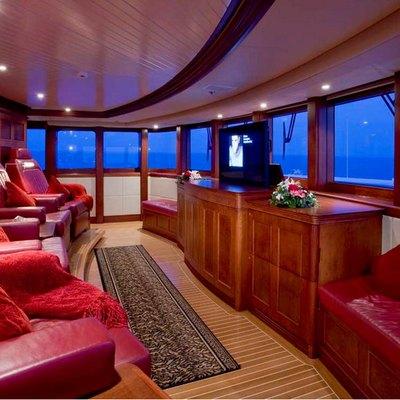 Nomad Yacht Observation Lounge