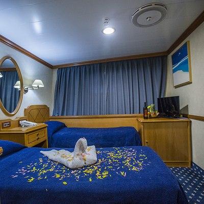 Pan Orama II Yacht
