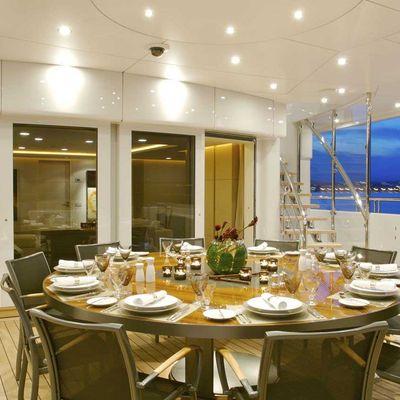 Siren Exterior Dining