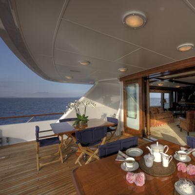 Teleost Yacht Bridge Deck