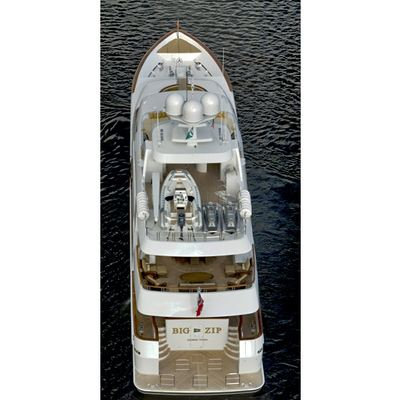 Aquasition Yacht Aerial stern decks