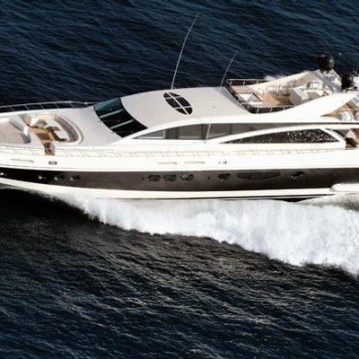 Antelope III Yacht Running Shot - Overview
