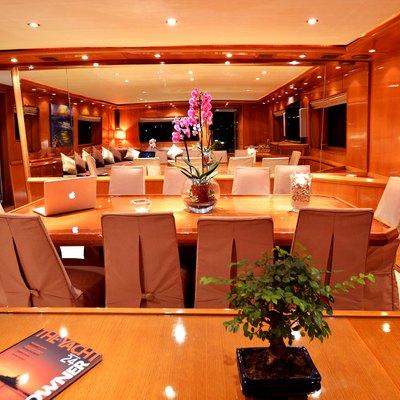 Evidence Yacht