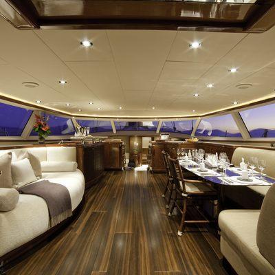 Destination Yacht Upper Saloon