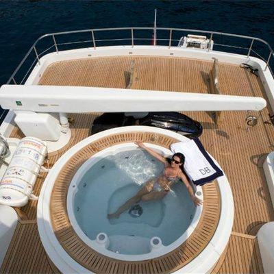 Deep Blue II Yacht