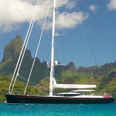 Bliss Yacht Profile