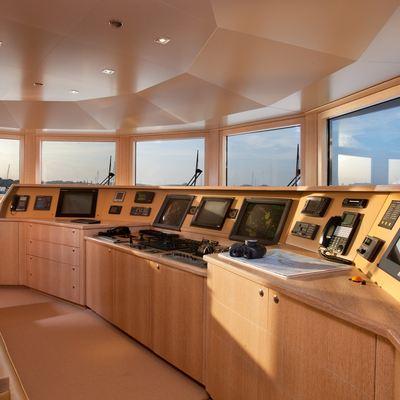 Sunrise Yacht Bridge