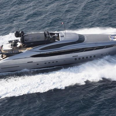 Silver Wave Yacht