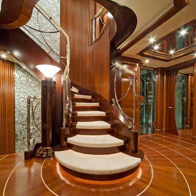Latitude Yacht Foyer