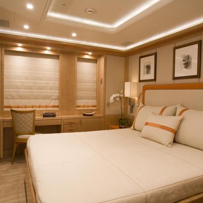 Alfa Nero Yacht Double Stateroom