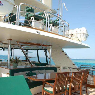 Forty Love Yacht Decks
