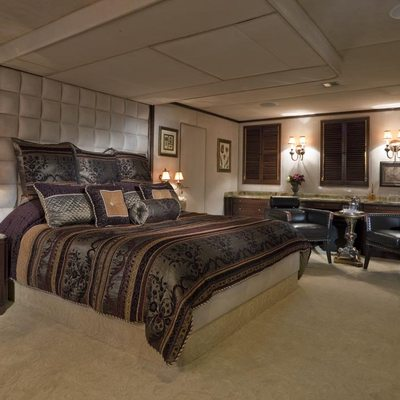 Golden Compass Yacht Master Stateroom